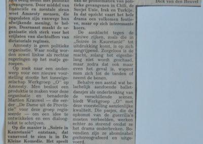 138-Soiree in Kauretanie-recentie