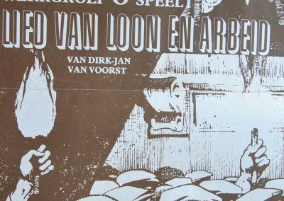 52-LIed van Loon en Arbeid-affiche