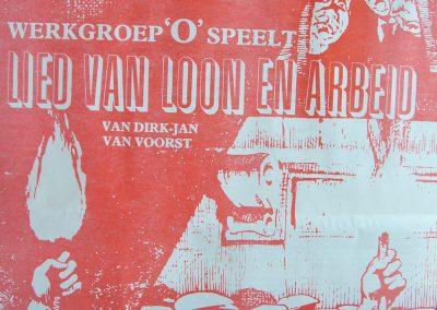 65-LIed van Loon en Arbeid-affiche